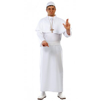 Papež - karnevalový kostým - Fóry a žerty bbbebdcf8c5
