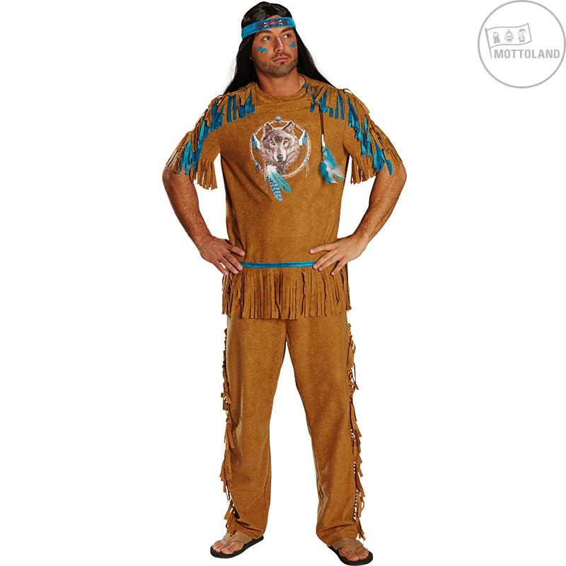 0fb5c66e4973 Kostým indián acawoy - Fóry a žerty
